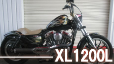 ハーレーダビッドソンXL1200Lフルカスタム